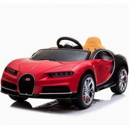 Bugatti Chiron - červené