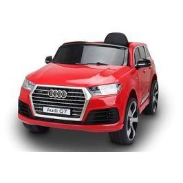 Audi Q7 - červené