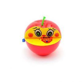 Pokladnička červené jablko s červíkem