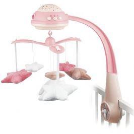 Canpol babies Kolotoč hvězdičky - růžový