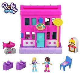 Polly Pocket Obchod v Pollyville Diner Le restaurant