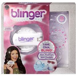 Blinger: Diamond Collection - bílá
