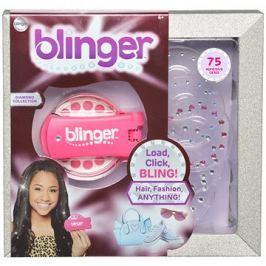 Blinger: Diamond Collection - růžová