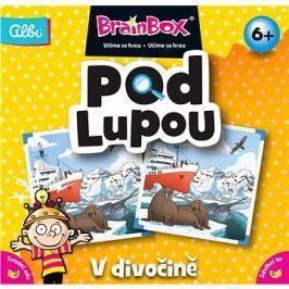 BrainBox Pod Lupou - Divočina