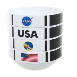 NASA Shuttle Stackable Set - misky 4ks