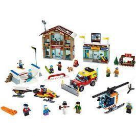 LEGO City Town 60203 Lyžařský areál Město