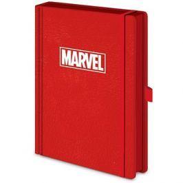 Marvel Logo - zápisník