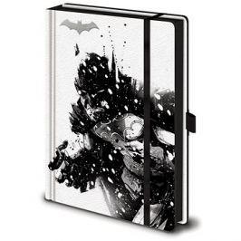 Batman Arctic - zápisník