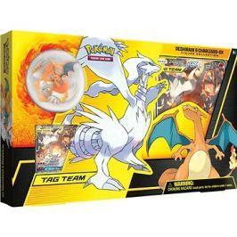 Pokémon TCG: Reshiram & Charizard-GX Figure Collection