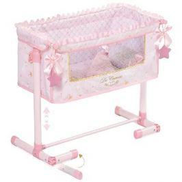 DeCuevas Toys Novorozenecká postýlka pro panenky s doplňky Maria