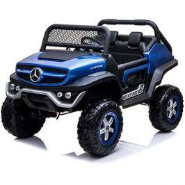 Mercedes Unimog modrý lakovaný
