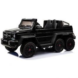 Mercedes-Benz G63 6X6, lakované černé