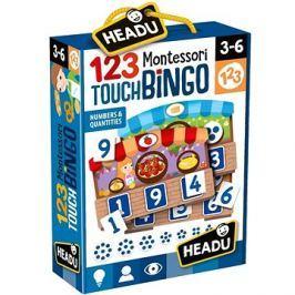 Montessori - Hmatové bingo