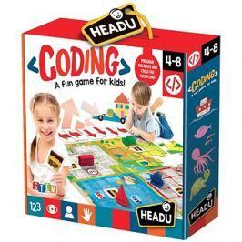 Kódovací hra