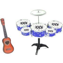 Bubny modré
