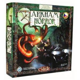 Arkham Horror Strategické
