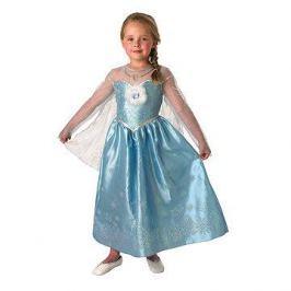 Šaty na karneval Ledové království - Elsa Deluxe vel. L