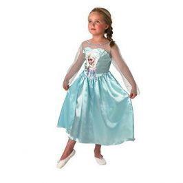 Šaty na karneval Ledové království - Elsa Classic vel. L
