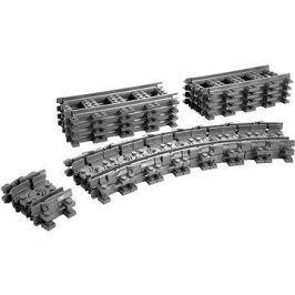 LEGO City 7499 Ohebné koleje