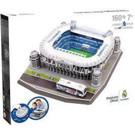 3D Puzzle Nanostad Spain - Santiago Bernabeu fotbalový stadion Real Madrid