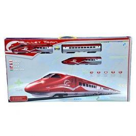 Vlak Bullet Train s doplňky