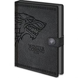 Hra o trůny - Stark - zápisník