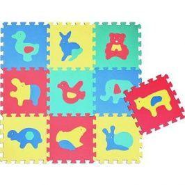 Pěnové puzzle - Zvířata