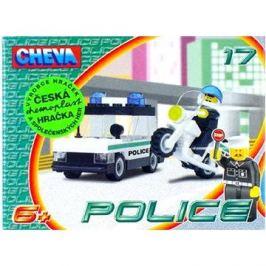 Cheva 17 - Policejní hlídka
