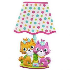 Dětská lampička na zeď - Kočky