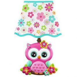 Dětská lampička na zeď - Sova