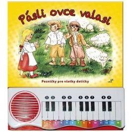 Pásli ovce valasi: Pesničky pre všetky detičky
