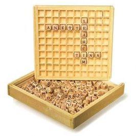 Dřevěné hry - Scrabble