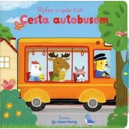 Cesta autobusem: Pojďme si spolu číst!