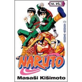 Naruto 10 Úžasný Nindža