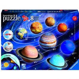 Ravensburger 3D 116683 Planetární soustava