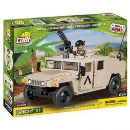 Cobi 24305 NATO terénní vozidlo pouštní