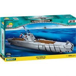 Cobi 4805 Německá ponorka U-Boot VIIB U-48