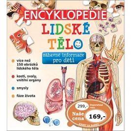 Encyklopedie Lidské tělo: zábavné informace pro děti