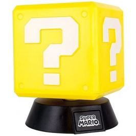 NINTENDO - 3D Lamp Super Mario Question Block