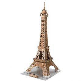 Třívrstvé pěnové 3D puzzle - 3D Eiffelova věž