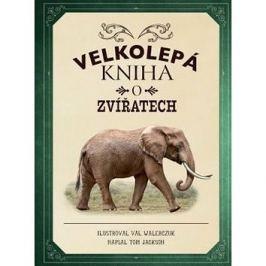 Velkolepá kniha o zvířatech