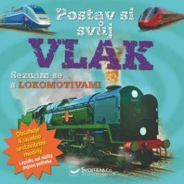 Postav si svůj vlak: Seznam se s lokomotivami