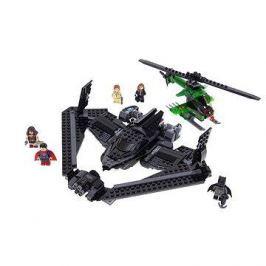 LEGO Super Heroes 76046 Hrdinové spravedlnosti: souboj vysoko v oblacích
