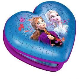 Ravensburger 3D 121205 Srdce Disney Ledové království 2