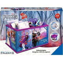 Ravensburger 3D 121229 Úložná krabice Disney Ledové králotvství 2