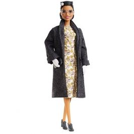 Barbie Světoznámé ženy - Rosa Parkers