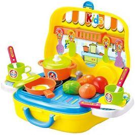 Kuchyňský kufřík auto