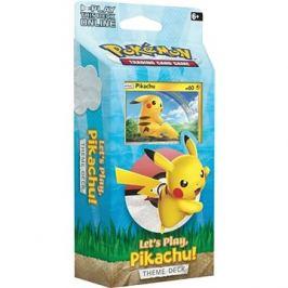 Pokémon TCG: Let's Play Pikachu PCD