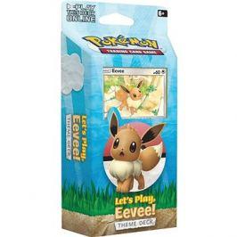 Pokémon TCG: Let's Play Eevee PCD  (2/8)