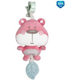 Canpol babies Růžový medvídek